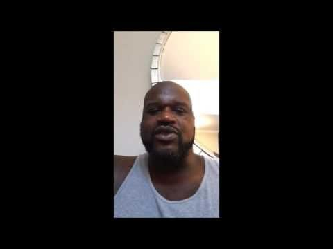 'First place is where I like to be': Shaquille O'Neal is a Northampton Town fan