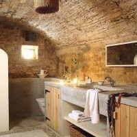 Oltre 25 fantastiche idee su Bagno in pietra su Pinterest ...