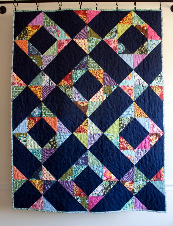 496 best mad for modern images on Pinterest | Mad, Patchwork and Blog : toddler bed quilt pattern - Adamdwight.com