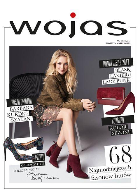 Już jest nowe 3 z kolei wydanie magazynu marki Wojas! Tym razem prezentujemy najgorętsze trendy na zbliżający się sezon jesień 2017. Magazyn dostępny na https://wojas.pl/katalog/jesien-nr-3 i w salonach firmowych Wojas.