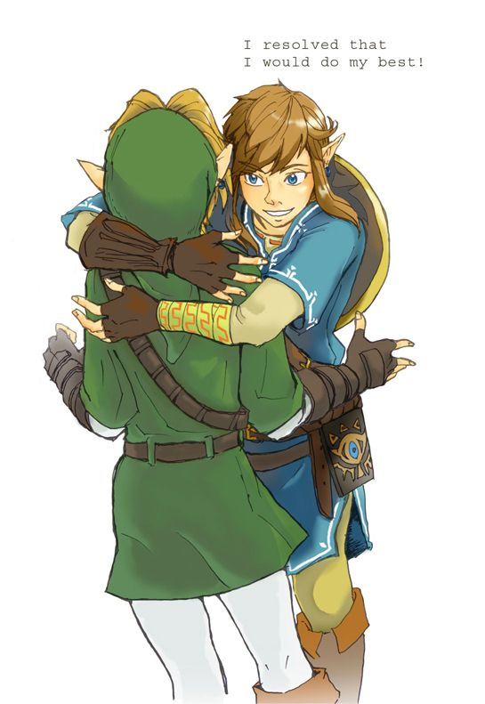 do link and zelda have a relationship