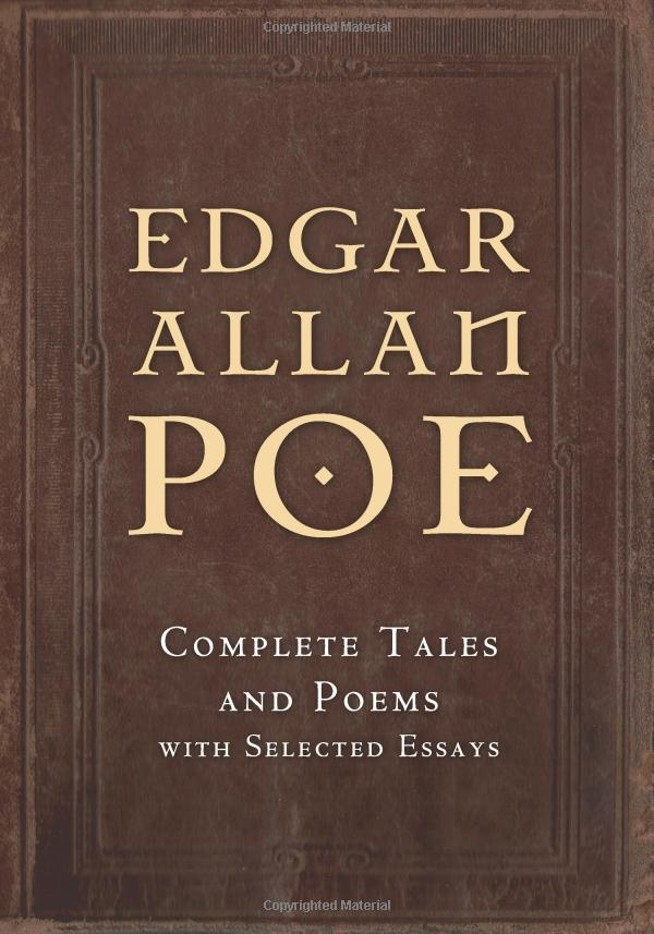 edgar allan poe poetry tales and selected essays