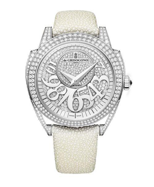 La montre Eccentrica signée de Grisogono