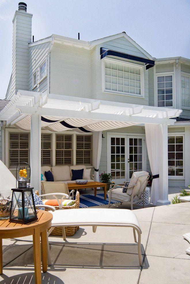 Best 25 pergola canopy ideas on pinterest pergola shade diy garden canopy ideas and pergula - Metallic pergola design ideas seven elegant choices ...