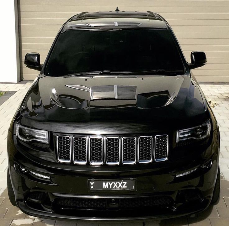 74 Best Images About Grand Cherokee SRT8 On Pinterest