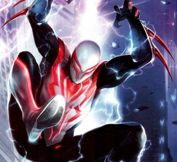 Marvel 2099 Spider-Man Pic #7