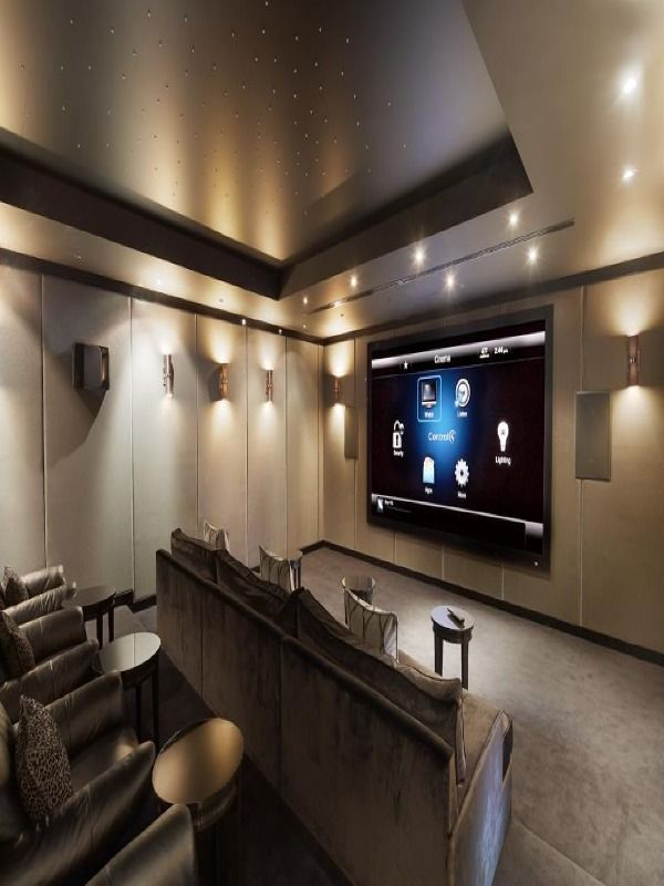 270 Best Images About Theater Rooms On Pinterest | Media Room