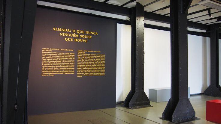 "Cultural Weekend (Take 1) :: ""Almada Negreiros: O que Nunca Ninguém Soube que Houve"", Museu da Electricidade, Lisboa"