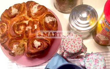 Torta mantovana delle rose   Ricette Dolci e Dessert   S.Martino
