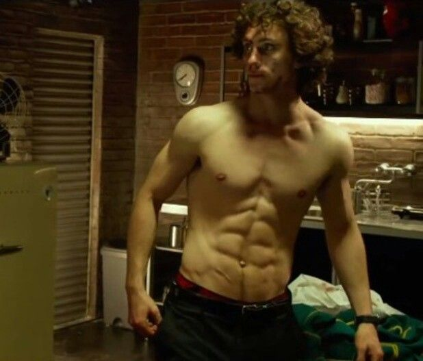 Aaron Taylor Johnson In Kick-Ass 2. Really dude come on.