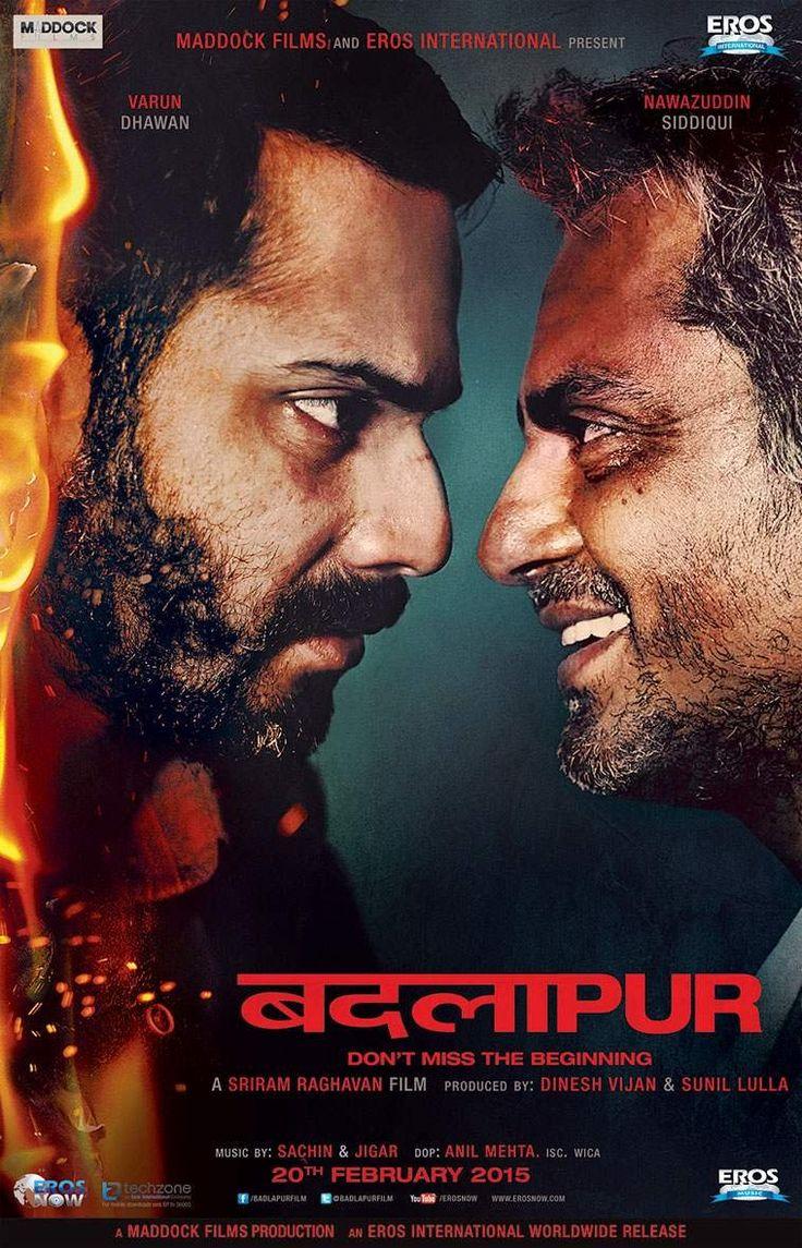 Badlapur (2015) Film Poster