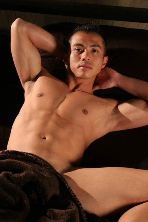 Muscle asian gay tube