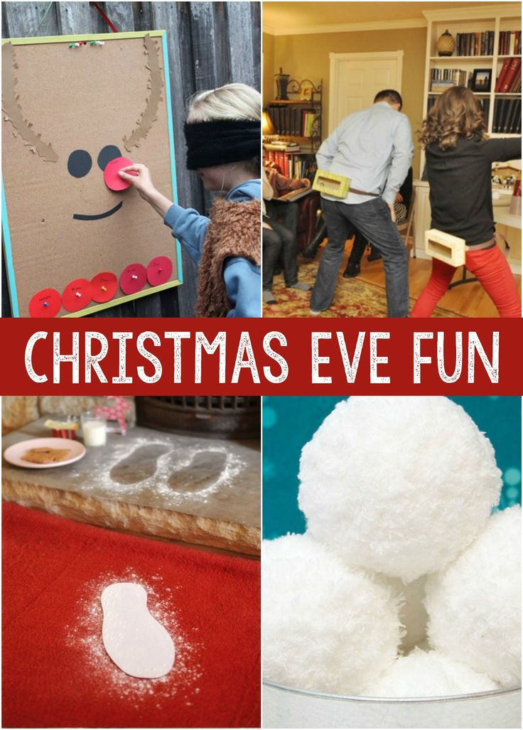 Christmas Eve traditions are something your family will do every year and make memories.