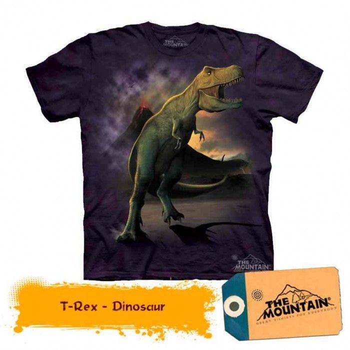 Tricouri The Mountain – Tricou T-Rex
