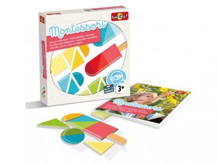 Montessori-Lernspiel: Förderung des Sehsinns Lernspiel zum Sehsinn empfohlen ab 3-4 Jahren