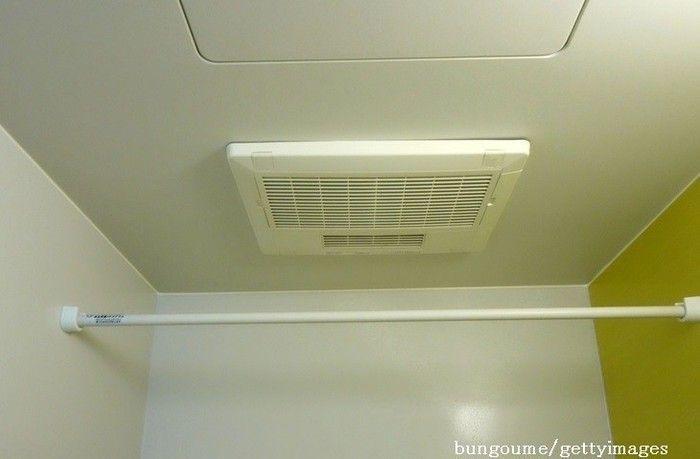 部屋干しのイヤ なニオイ 梅雨の洗濯悩みコレで解決 換気扇 部屋