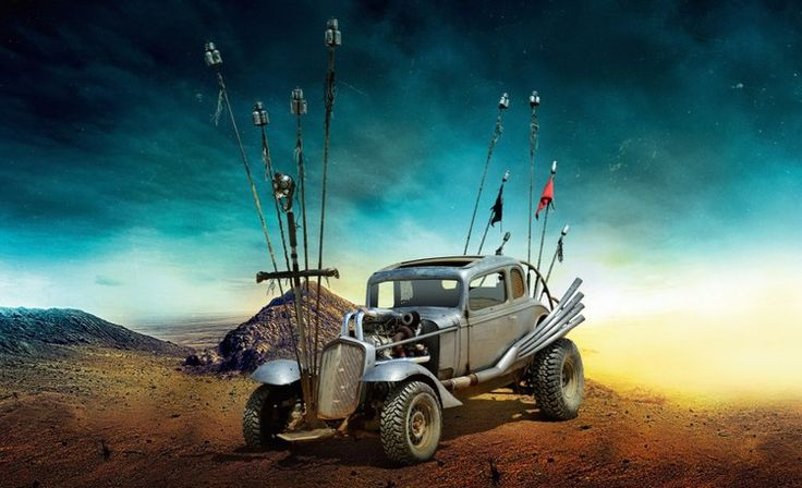 MAD MAX: FURY ROAD — Images of the Film's Insane Vehicles — GeekTyrant