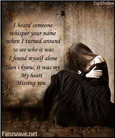 missing you so much....                                                                                                                                                     More