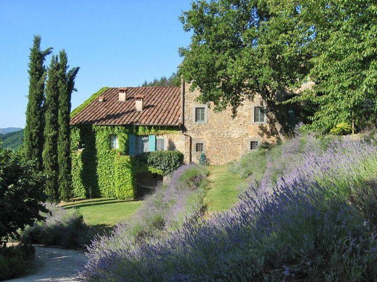 Il Serraglio - Bagni di Lucca - Lucca http://www.salogivillas.com/en/villa/il-serraglio-8874