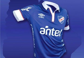 Club Nacional de Football 2016 Umbro Third Kit