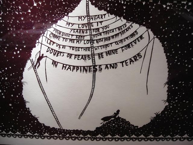 I love papercuts