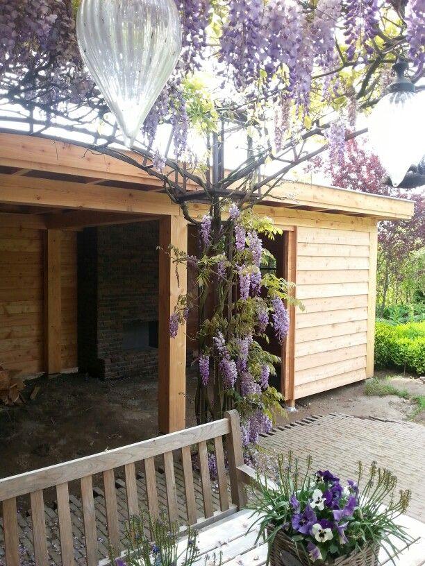 15 pins over veranda open haard die je moet zien openhaard op de veranda rustieke portieken - De mooiste verandas ...