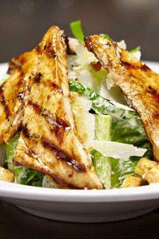 Hurricane's Chicken Ceasar Salad