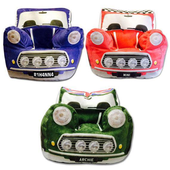U Fill Cover Only Bean Bag Mini Car Chair By