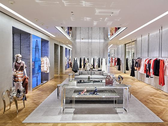 Dior Beijing China World   Commercial & retail   Metis Lighting