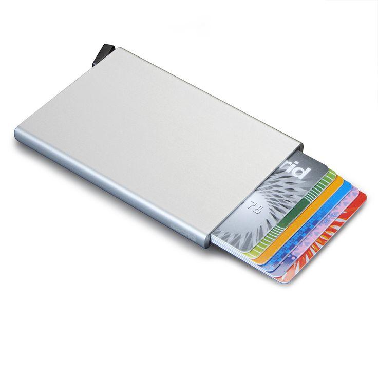 Personal Edge : Secrid C-TITANIUM Card Protecter - Titanium