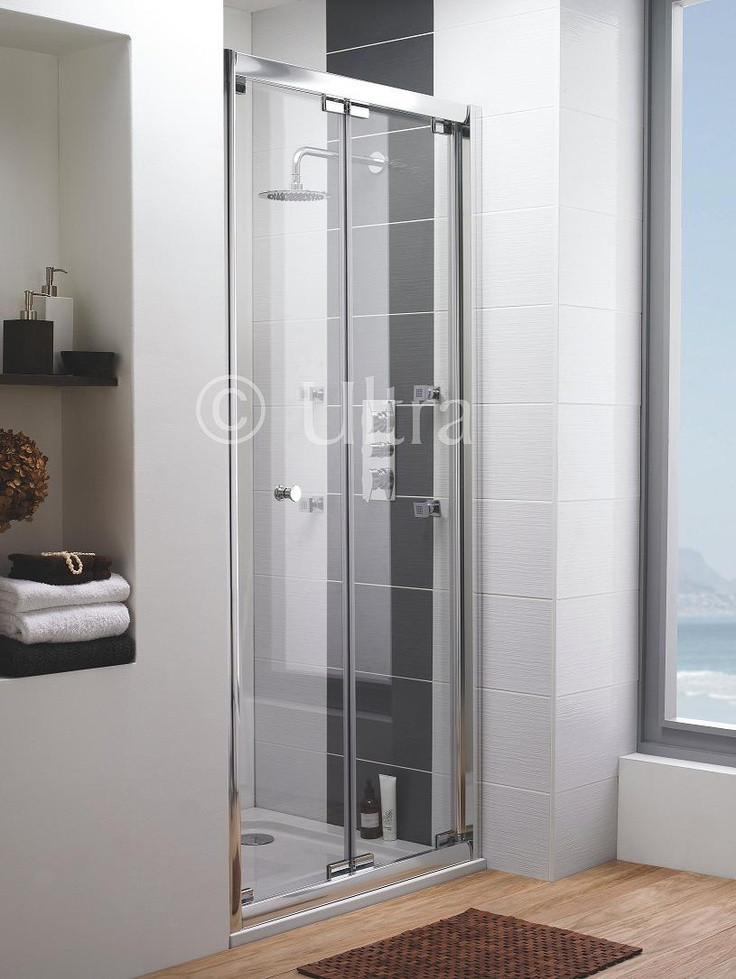Narrow shower doors small and narrow shower bathroom for Narrow sliding glass door
