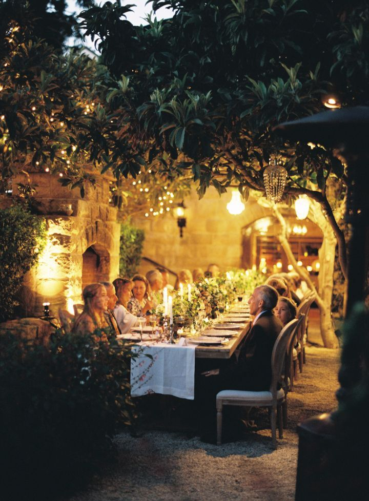Intimate Wedding Reception Ideas