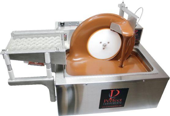 AIR-2.0 MINI WHEEL TEMPERING MACHINE AIR-2.0