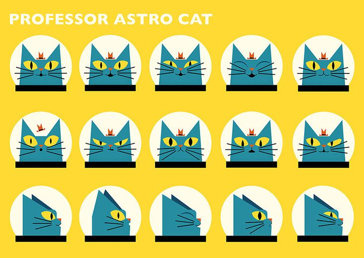 Interview: Ben Newman and Dominic Walliman on creating Professor Astro Cat | Headless Greg