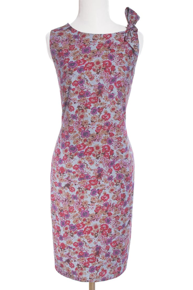 Lilium Dress by Magdalena Langa | Indiesew.com