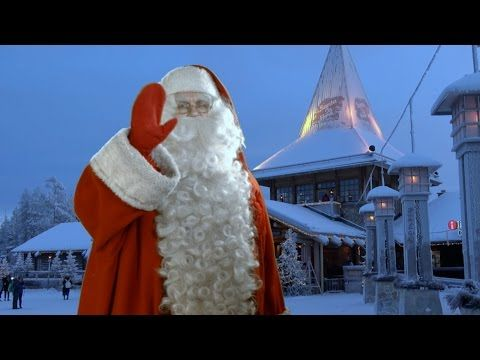 Santa+Claus+Village+in+Lapland+before+Christmas