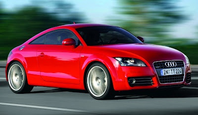 Official: Audi TT 2.0 TDI Coupe & Roadster with 170 HP Diesel Engine – 44.4 MPG! ~ Auto Cars