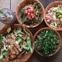 Teta Mona- Lebanese Soulfood. Vege options