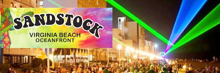 #Sandstock - June 20 - 22, 2014 is #VaBeach 's 3 day #music #tribute to #Woodstock!  Held on the Virginia Beach #Boardwalk!  #bands #rocknroll #rockandroll #vabeach #virginiabeach #sandbridge #sandbridgebeach