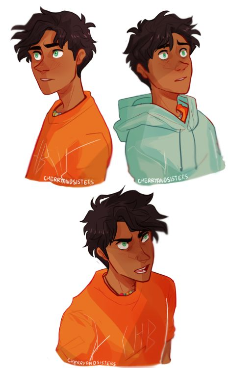 Not that I dislike the other Percy fanart, I just think this particular style portrays him very well :)
