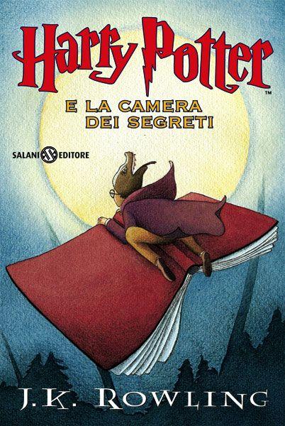"""""""Harry Potter e la camera dei segreti"""" J.K.Rowling"""