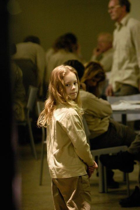 Conchita Campbell as: Maia Rutledge in The 4400