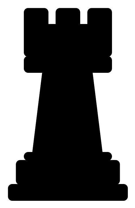 siluetas de piezas de ajedrez - Buscar con Google
