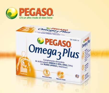 Omega 3 Plus, rico en ácidos grasos EPA y DHA para los síntomas de la menstruación y la salud cardiovascular $12€