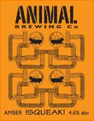 Animal (XT Brewing Co) - Squeak Amber Ale  Pi, Mossley Hill, Liverpool