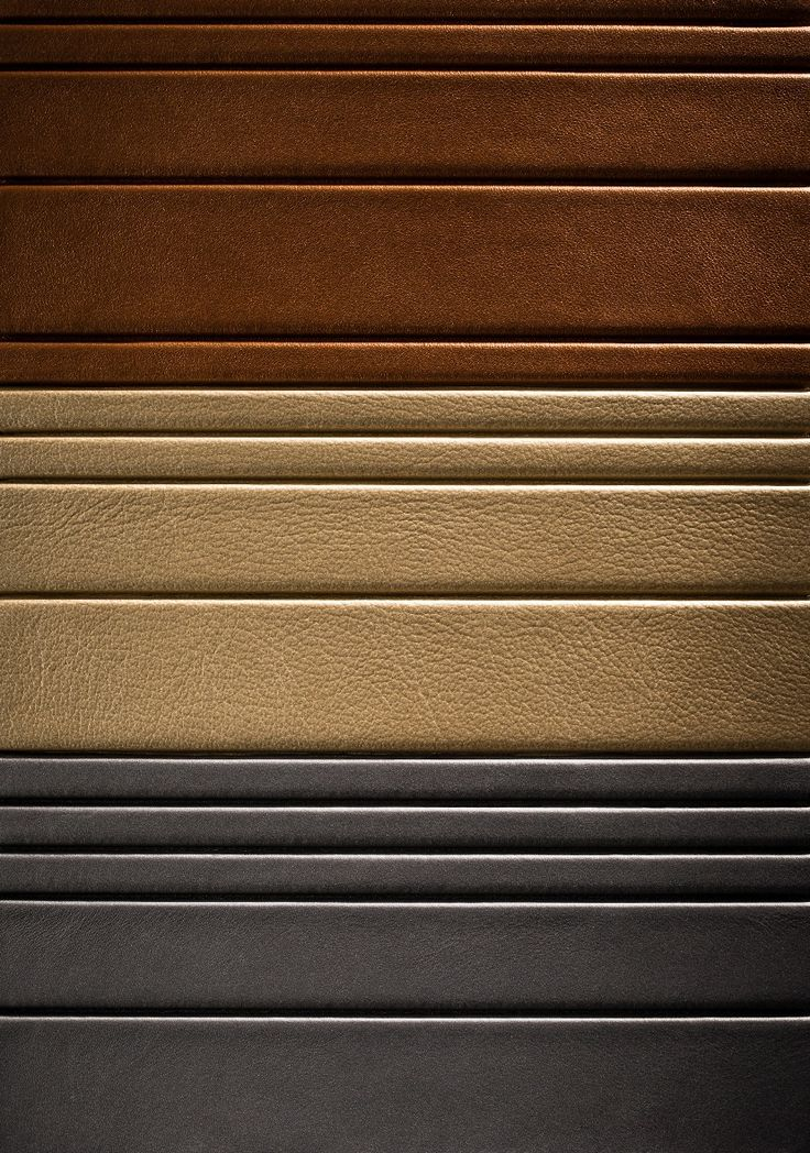 BOXMARK Wall Covering with Metallic Leather