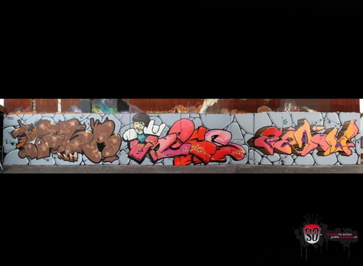 Graffiti Artist: mehr_meks_hoags / Solothurn / Walls Graffiti. Visit our website to find the greatest selection of the crushed walls we have found.