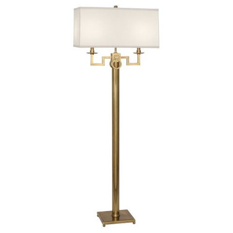 Mary McDonald Baudelaire Floor Lamp Design By Robert Abbey Formal Living Room