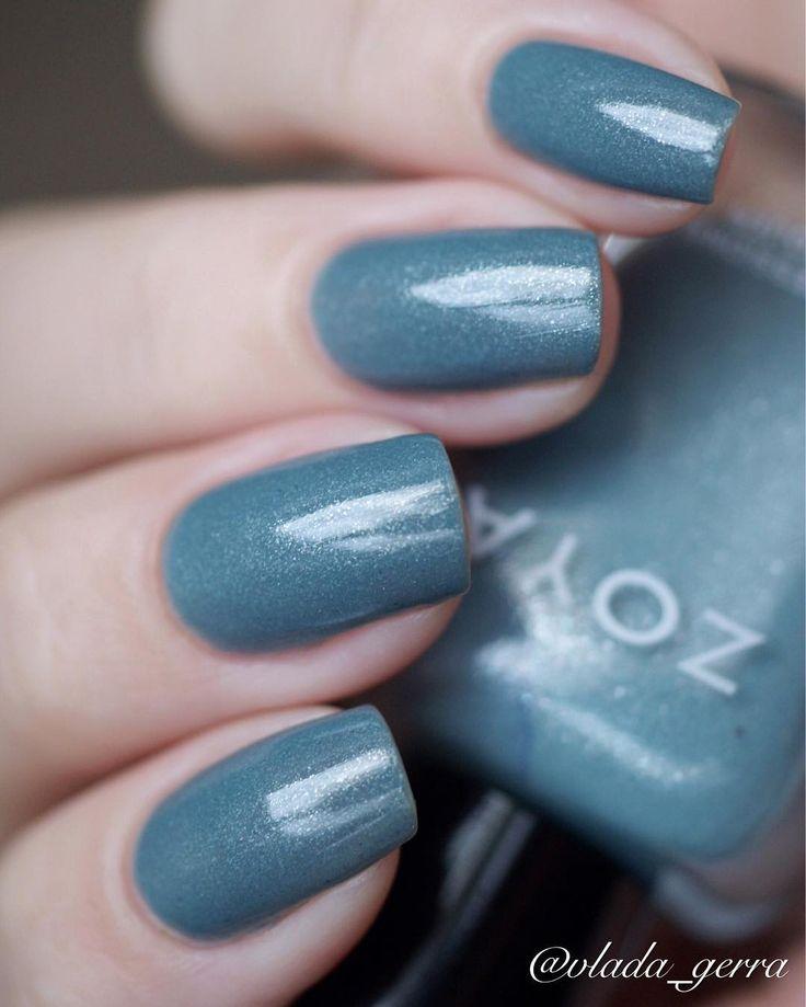 Zoya Nail Polish In Skylar Via @vlada_gerra On Instagram