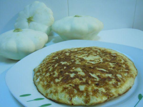 Tortilla de calabaza Bonetera